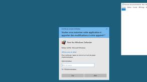 Résoudre copier/coller mot de passe dans une session RDP