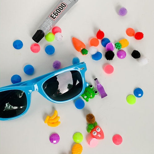 Kids DIY Stunner Shades