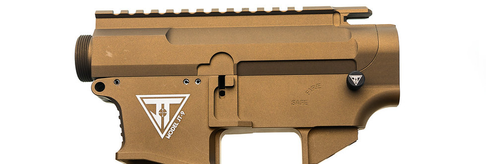 Juggernaut Tactical PCC 9mm Upper & 80% Lower Combo