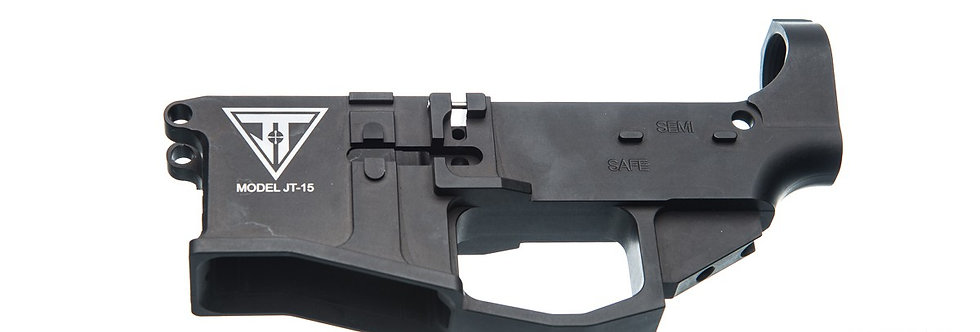 Juggernaut Tactical AR-15 80% Lower