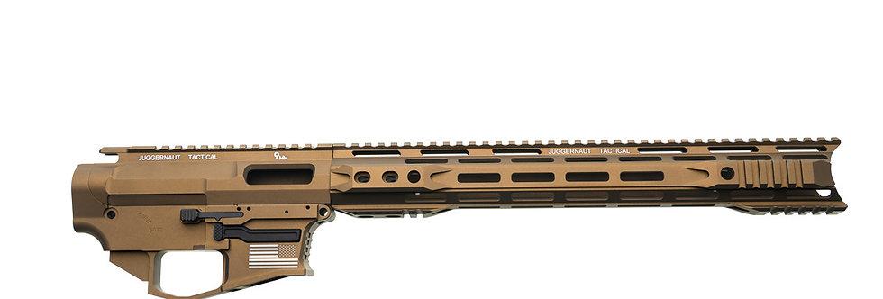 Juggernaut Tactical AR-9 80% Lower 3-Piece Combo Kit
