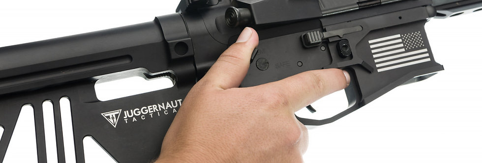 Juggernaut Tactical Thumb Rest