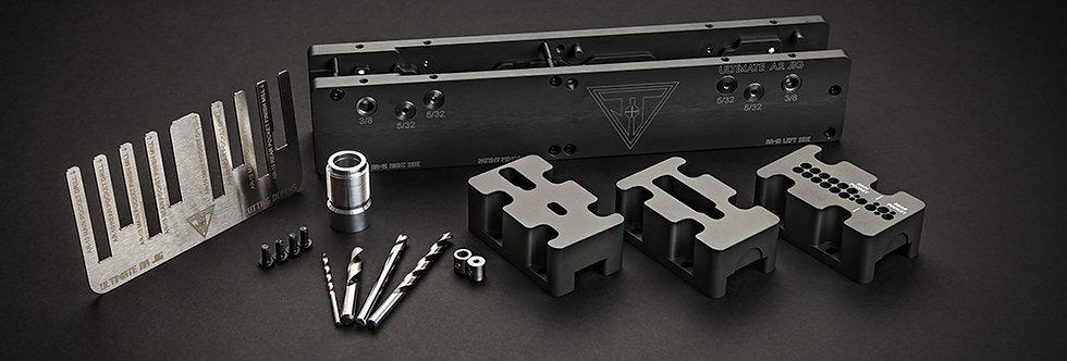 Juggernaut Tactical Ultimate Jig Kit AR-10 & AR-15
