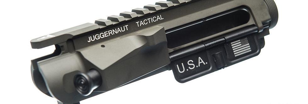 Juggernaut Tactical AR-15 Billet Upper Receiver