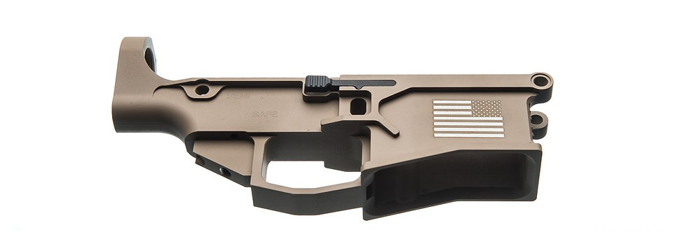 Juggernaut Tactical AR-10 80% Lower