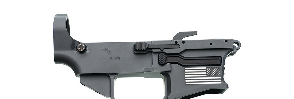 Juggernaut Tactical PCC 9mm 80% Lower