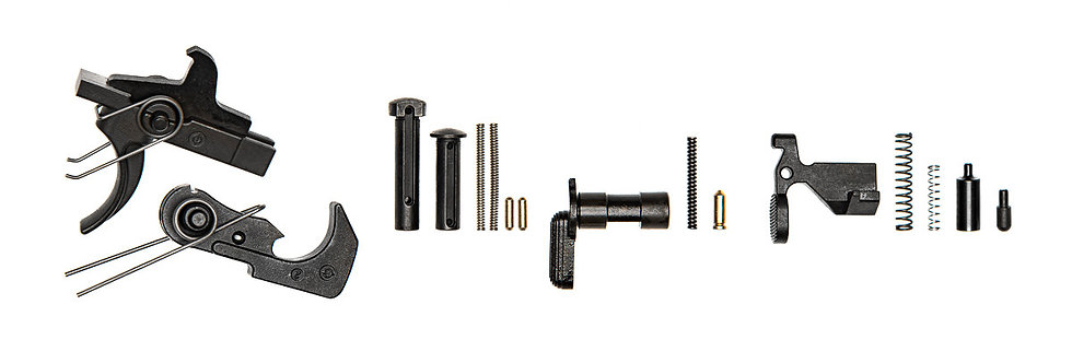 CMMG 9mm Lower Parts Kit with FCG