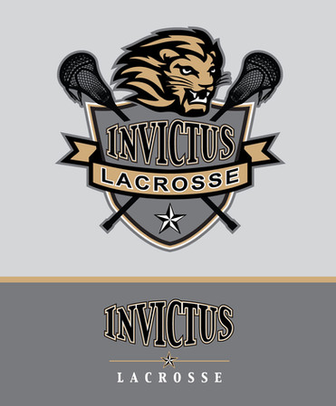 Invictus Logo Design
