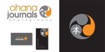 Ohana Logo Design