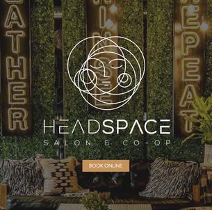Headspace Salon Website Design