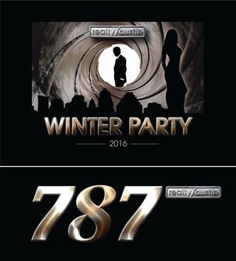 Company Winter Party Logo