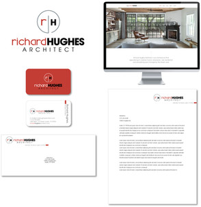 Richard Hughes Architect Logo & Website Design