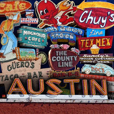 Austin Eats Design