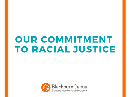 Blackburn Center's Commitment to Racial Justice