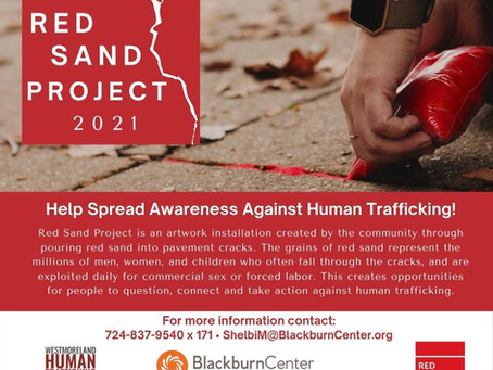Join Us to Raise Awareness About Human Trafficking