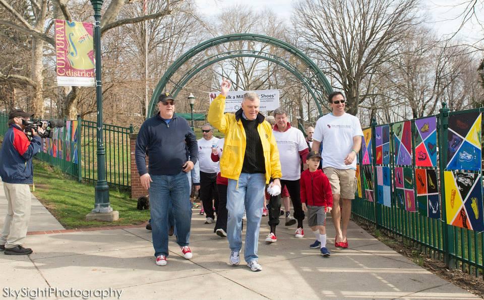 Walk A Mile 2014 Copyright Skysight Photography