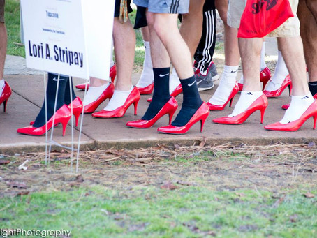 Presenting….Walk a Mile in Her Shoes 2015!