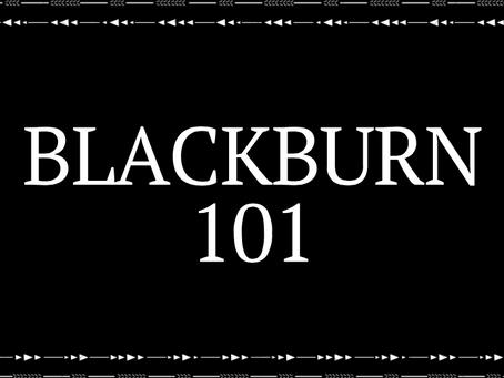 Blackburn 101: Primary Prevention