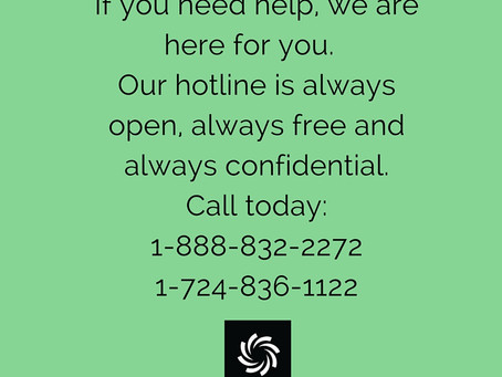 How We Can Help: Hotline