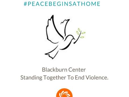 More Than Ever Before, Peace Begins at Home