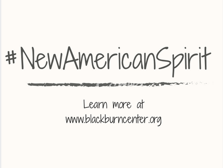 #NewAmericanSpirit