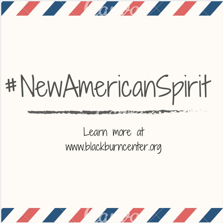 #NewAmericanSpirit
