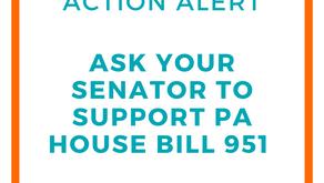 Action Alert: House Bill 951