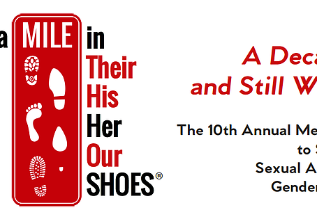 Walk a Mile 2020: A Decade In, and Still Walking