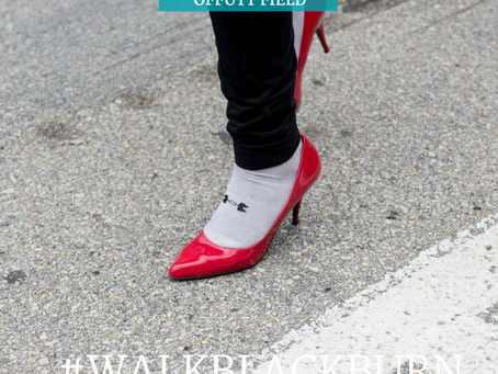 Presenting….Walk a Mile in Her Shoes 2018, Offutt Field Edition!