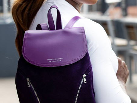 Make a Difference: Take the Purple Purse Challenge.