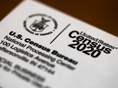 We Need Your Help: Take the Census Today!