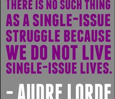 Oppression, Privilege & Intersectionality