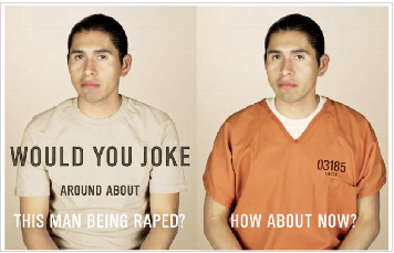 Prison Rape: It's No Laughing Matter