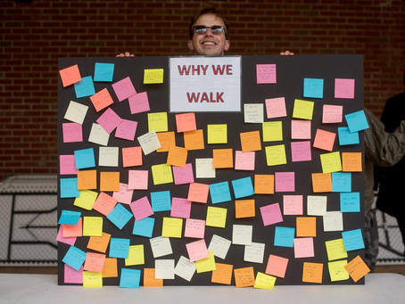 In Their Own Words: Why We Walk