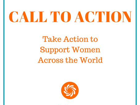 Take Action to Support Women Across the World