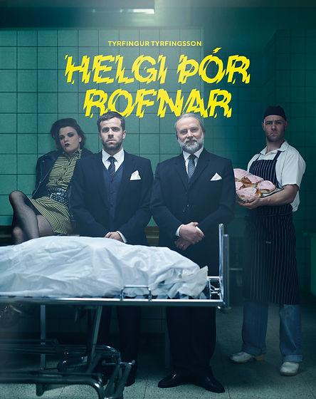 Helgi Comes Apart