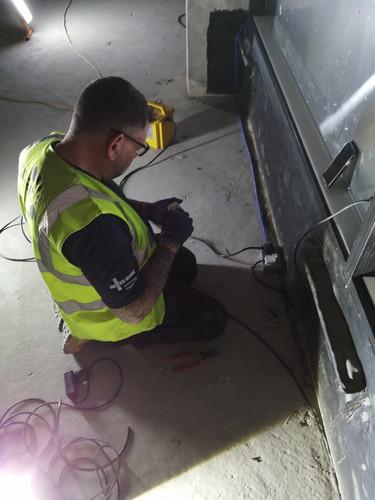 Electrical installer