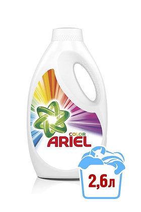 ariel гель 2,6л