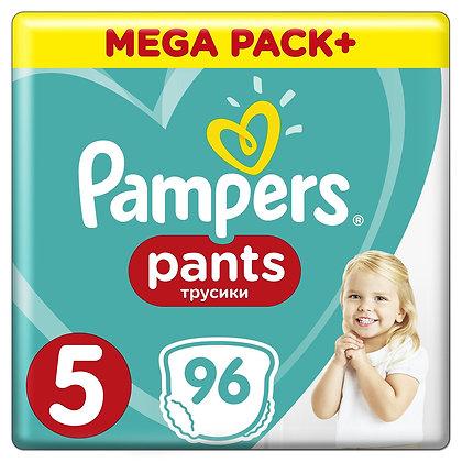 Подгузники-трусики Pampers Pants 5 12-17кг 96шт