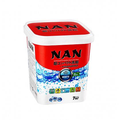 Стиральный порошок Nan для белого белья 700 гр