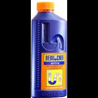 Жидкость для прочистки труб и канализации Deboucher Active
