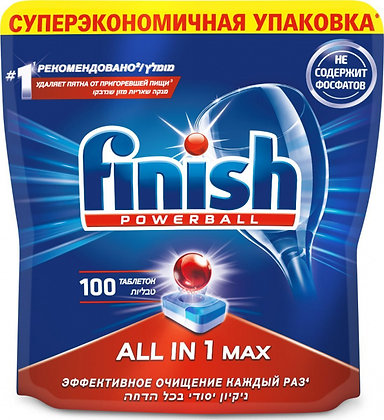 Finish powerball 100 таблеток