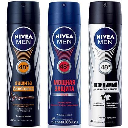 Дезодорант Nivea Men в ассортименте