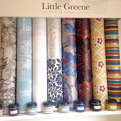 Little Greene Wallpaper