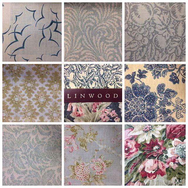 Fabrics by Linwood