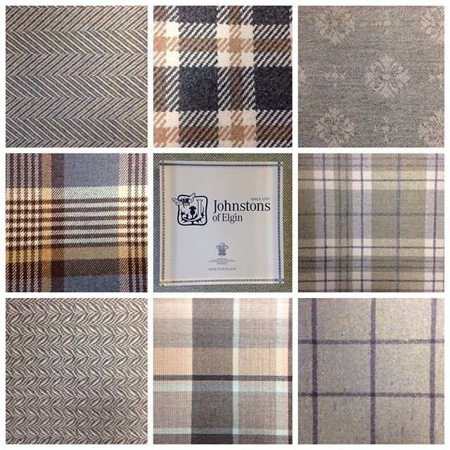 Pure Wool by Johnston's of Elgin