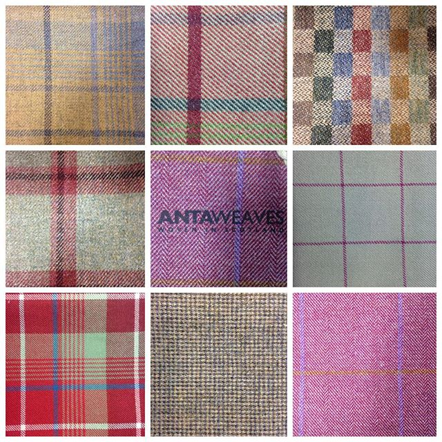 Pure Wool Fabric By Anta