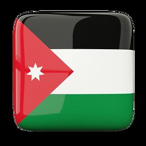 Escudos Jordânia