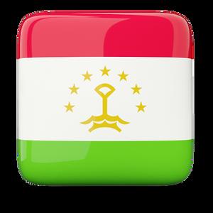 Escudos Tajiquistão
