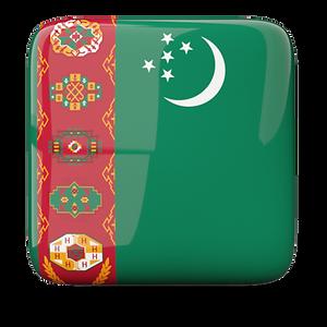 Escudos Turcomenistão